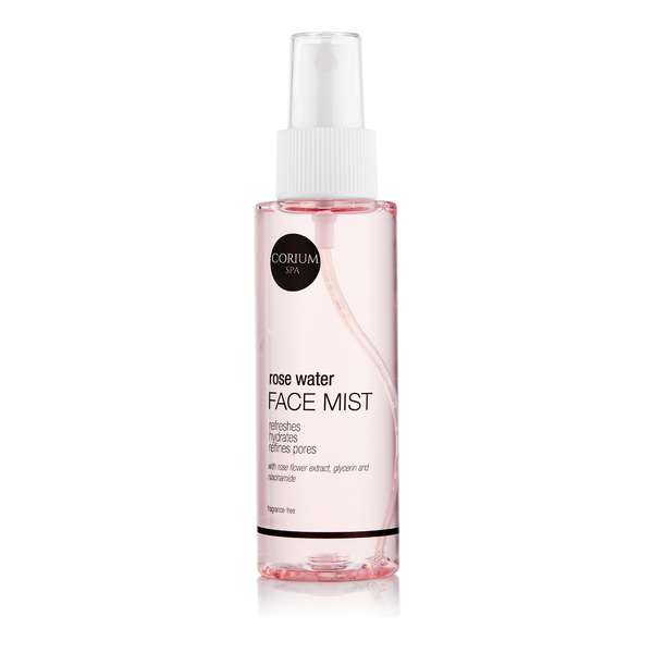 Active Ingredients: ROSE FLOWER EXTRACT, GLYCERIN, NIACINAMIDE