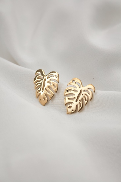Leaf of the Year Earring
