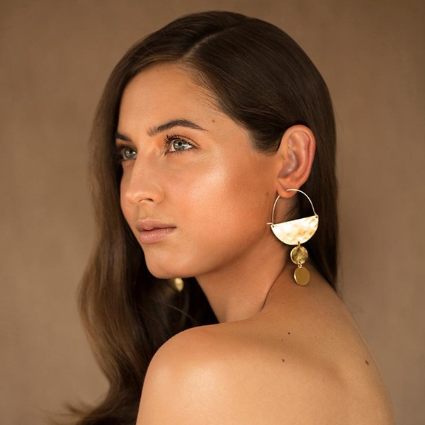 SWING JITTERBUG Earrings Large