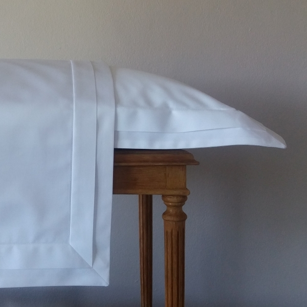 Signature Collection - Double Oxford Pillowcases (2) - White