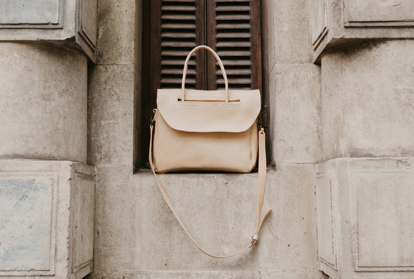 The Heirloom Carryall - oyster