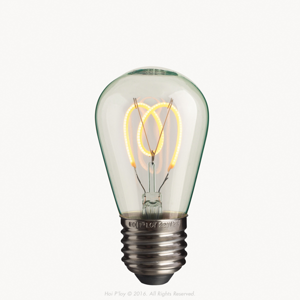 Petite Pear LED Light Bulb