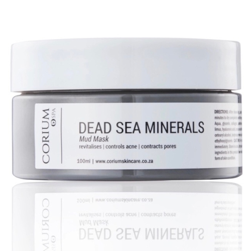 Dead Sea Minerals Mud Mask