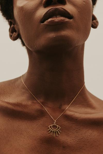 Florence Eye Necklace