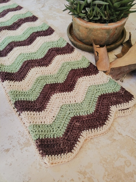 The Grace Blanket (Avo/Chesnut)