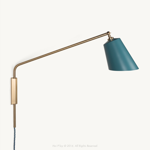 Launched at 100% Design 2017, we're extremely proud of our latest original design.