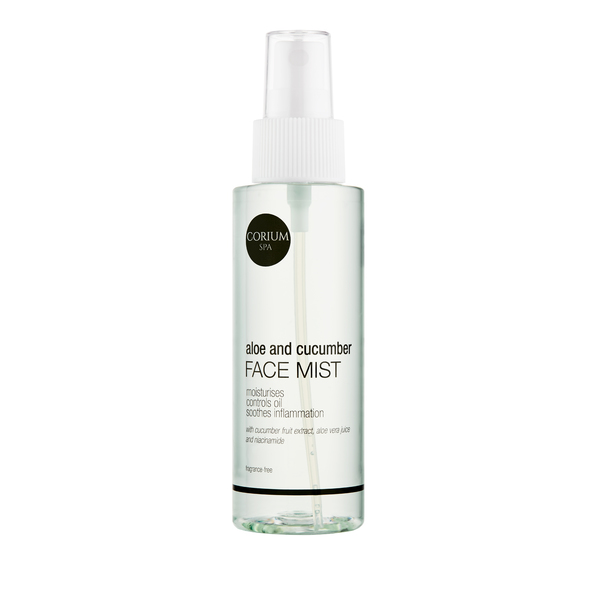Aloe and Cucumber Face Mist