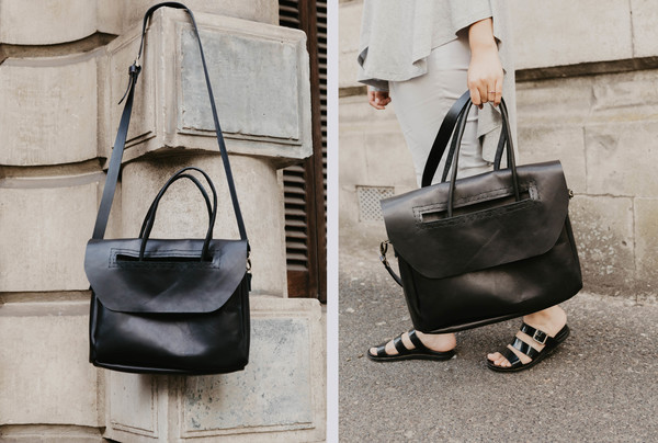 TheHeirloom Carryall - licorice