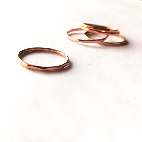 COLA TOP Stack Rings