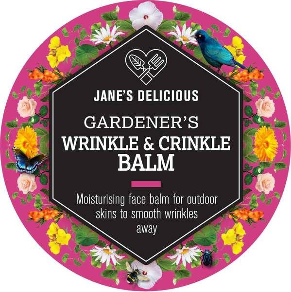 Jane's Delicious Gardener's Wrinkle & Crinkle Balm 50g