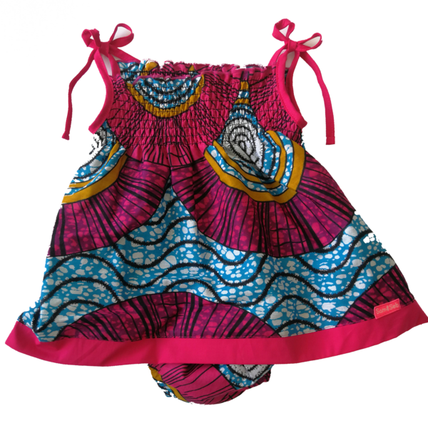 Tess Dress, pink