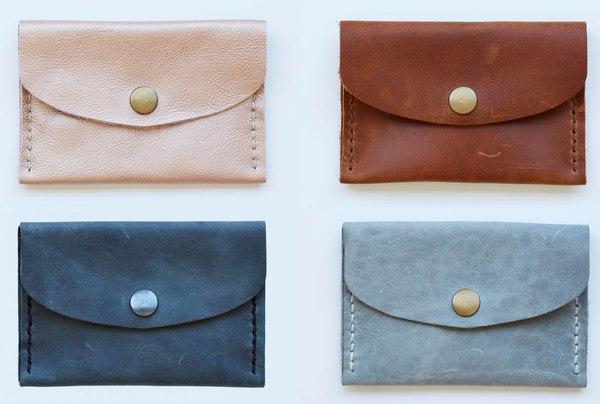Mini purse - plain