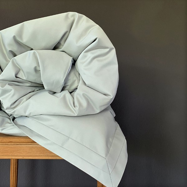 Signature Collection - Double Oxford Duvet Covers - Oyster