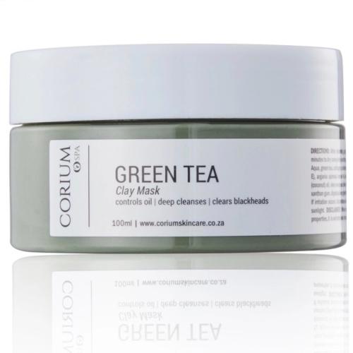 Green Tea Clay Mask