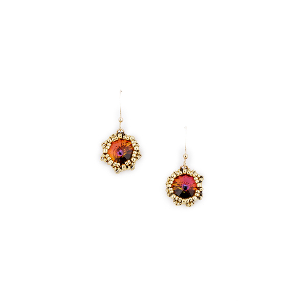 Dazzling Crystal earrings