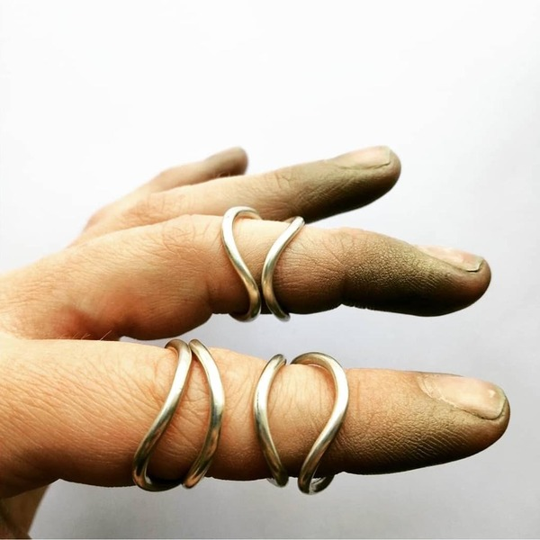 WOBBLY Rings