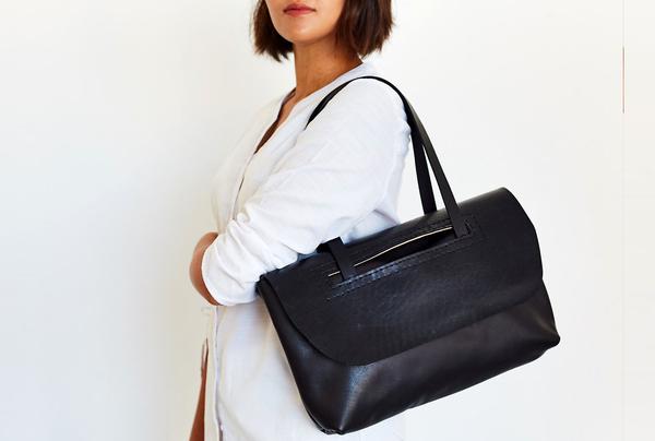 Everyday Shoulder bag - onyx