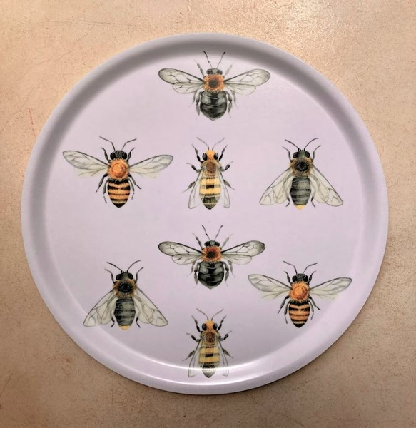 Vintage Bee Tray ON SALE!