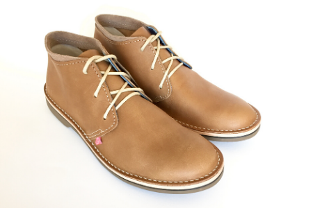 The fashionable pointy Zahara iselegant, yet strong; formal, yet rugged. They are made to make you shine! And that is what Zahara means - 'to shine'. They are the perfect shoes to accompany you to a formal event, a wedding, or to a casual family outing. Wear them with your slim chinos, suit or jeans.  The Zahara carries the Bummel signature - only the best full grain leathers are used, combined with a veg tanned leather insole, and soft leather lining - all made in South Africa. No synthetic materials touch your feet.The Zahara comes with a rubber sole that is long lasting, not too hard, and does not crack. All shoes can be resoled. Happy strollin'!  If stock not available, the Zaharacan be made for you on order which will take 3 weeks from the date of payment.  IMPORTANT: Before ordering, please consult the size chart and add your actual foot measurement to the comments section when ordering.Click to view size chart and foot measurements.  For extra comfort and care add aBummel leather footbed and leather foodto your cart.  Find out more interesting facts about Bummel Shoes -read more...  FREE SA shipping of orders over R1000.