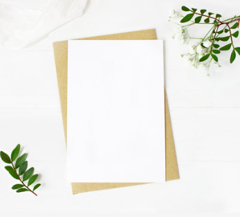 Can we include a personalised note with your order? Please submit your message in the 'comments' section of your order ... you're welcome to email us on hello@tiger-lily.co.za should you have more to say than the space provided!  Blankwhite card (Additional options coming soon!)