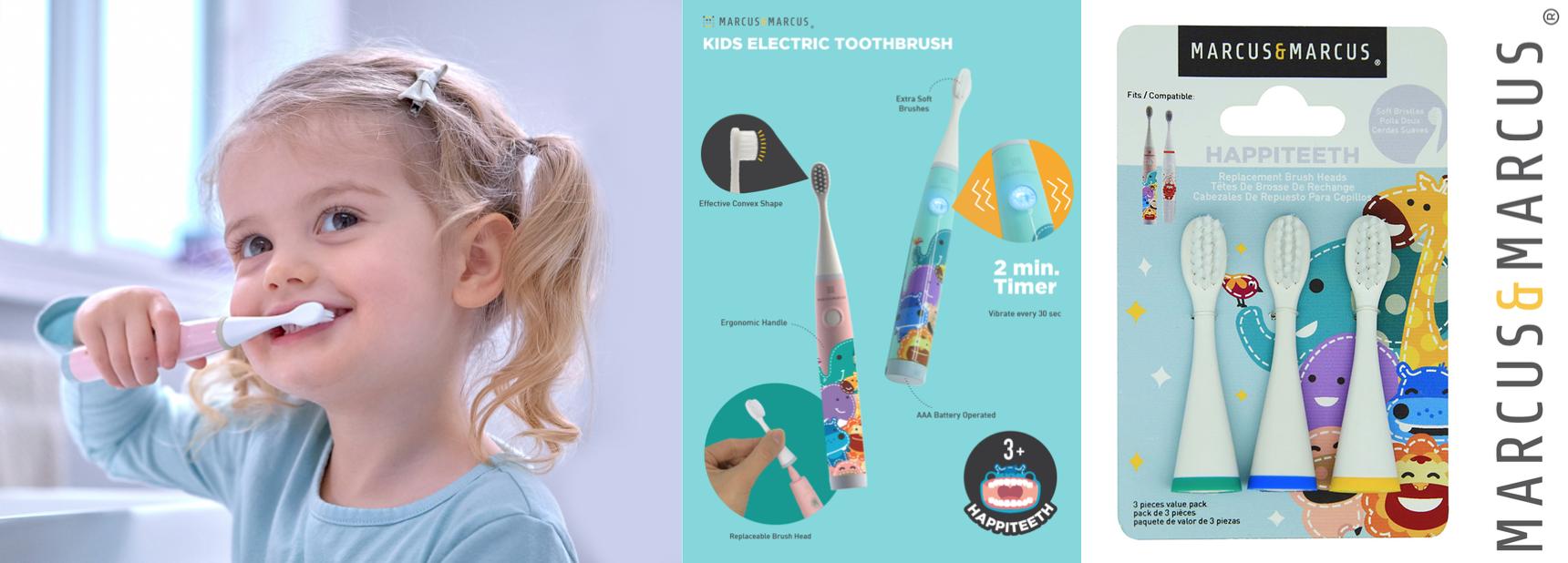 Sonic toothbrush slider